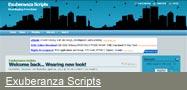 Exuberanza Scripts