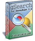 Google Ajax Search Module for RavenNuke